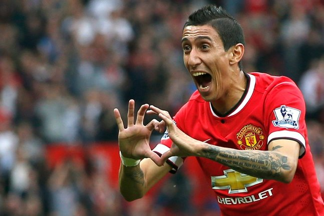 "Mercato - Van Gaal confirme qu'il attend Di Maria ""demain"""