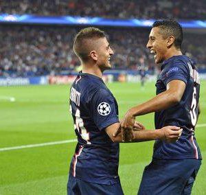 Ligue 1 - 7 joueurs du PSG nommés pour l'équipe type de la saison