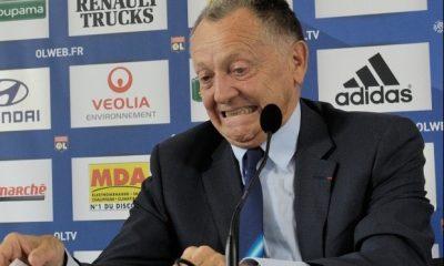 """Aulas parle encore du bugdet du PSG et fait une """"joke"""""""