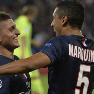 Mercato - Marquinhos et Verratti sur la liste de souhaits de l'Inter de Milan, selon le Corriere dello Sport