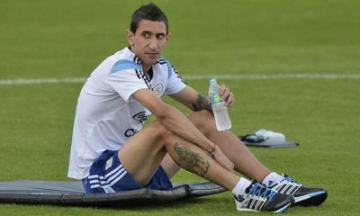 Mercato - France Football optimiste pour Di Maria, The Telegrah un peu moins