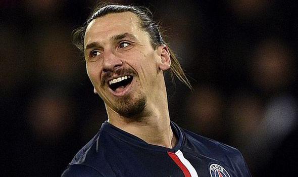 quand zlatan rencontre son guignol Saint-Denis
