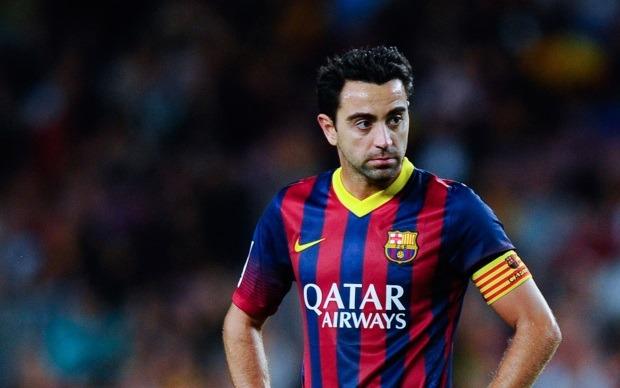 LDC - Xavi place le PSG parmi les favoris avec le Barça et le Bayern