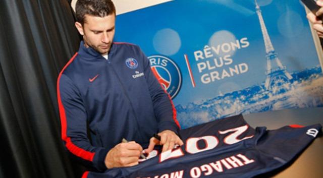 Le nouveau contrat de Thiago Motta, d'après Le Parisien