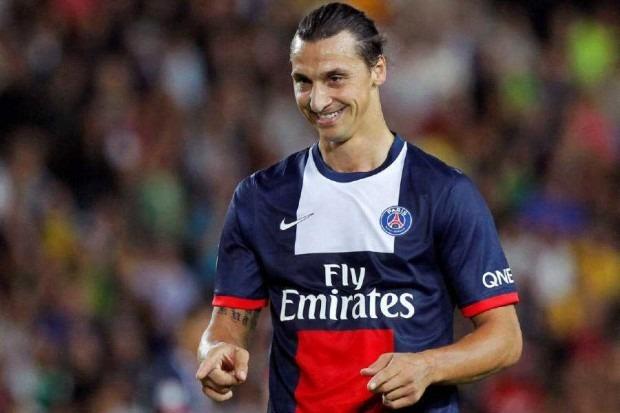 """Zlatan Ibrahimovic affirme avoir """"un rôle de modèle"""" et plaisante """"il ne peut y avoir qu'un seul boss"""""""