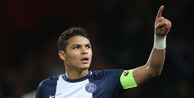 PSG – Thiago Silva: 100e match avec le brassard à Montpellier