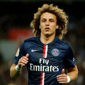 David Luiz est bien rentré à Paris!