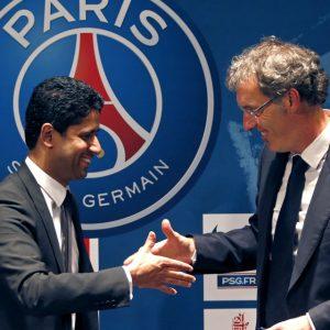 """La prolongation de Blanc au PSG """"n'est pas très loin"""" affirme son agent"""