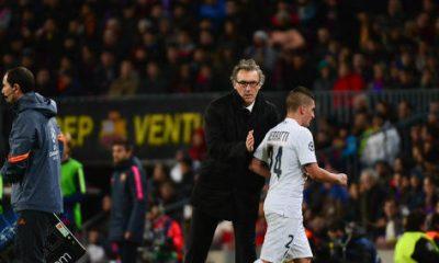 Marco Verratti remercie Laurent Blanc pour ses progrès