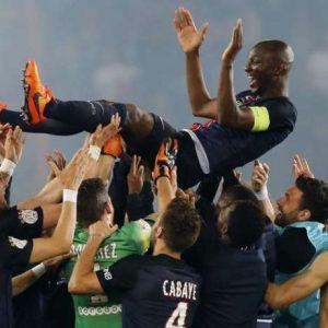 """PSG - Camara """"Vivre un tel moment, qui plus est devant ma famille...C'est beau"""""""