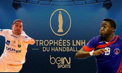 Hand - Les nommés Parisiens aux trophées LNH