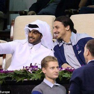 """PSG - Zlatan Ibrahimovic s'est arrêté à Doha pour """"être rassuré"""" sur son sort"""
