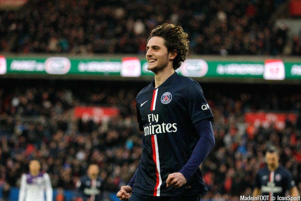 """Rabiot """"prêt à faire toute ma carrière au PSG"""", une demande de prêt si temps de jeu insuffisant"""