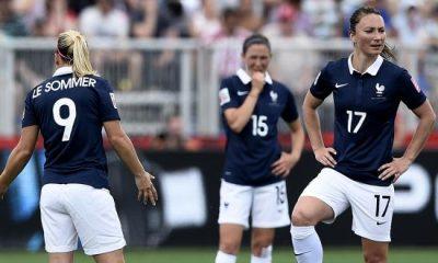 Féminines - 6 joueuses du PSG en Equipe de France