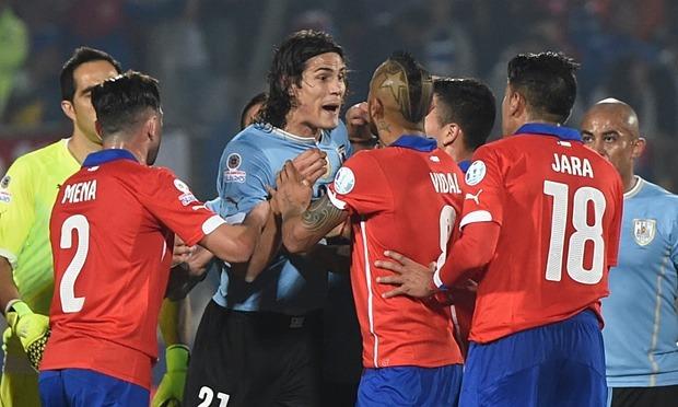 """Copa America - Jara aurait tenu des propos """"plus graves que le geste"""""""