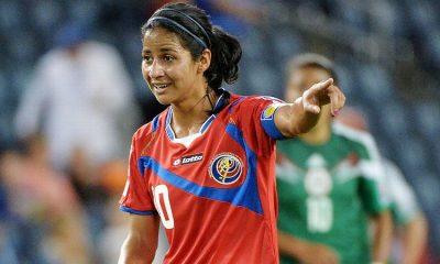 Coupe du Monde Féminine - Shirley Cruz et le Costa-Rica éliminés