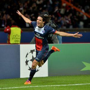 Edinson Cavani J'essaye de tout donner pour le PSG comme si j'avais été un fan du club toute ma vie.