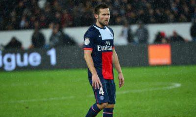 PSG/Bayern - Au Parc des Princes «cela risque d'être un match différent», assure Cabaye