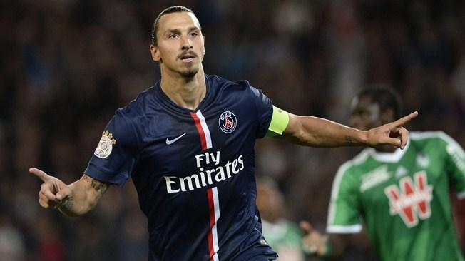 Ligue 1- Zlatan Ibrahimovic revient sur le match sur son application