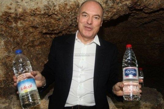 Renaud Dutreil se livre sur la nouvelle eau du PSG !