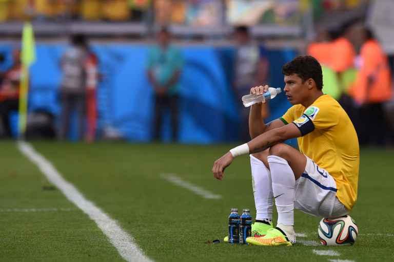 Internationaux- Nos argentins titulaires, Thiago Silva remplaçant?