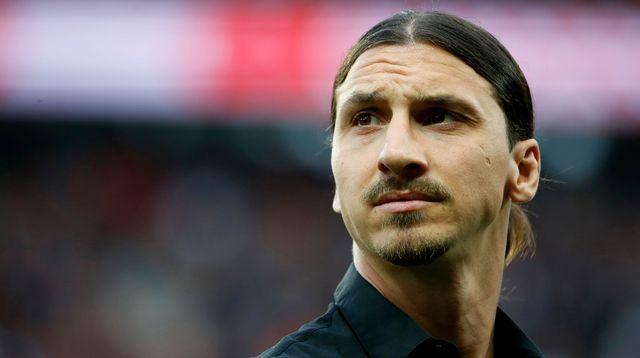 """Tendon d'Achile douloureux pour Ibrahimovic """"mais c'est juste un coup"""""""