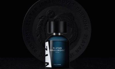 Le logo du parfum d'Ibrahimovic dévoilé