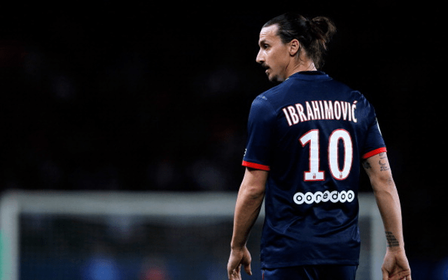 "Ibrahimovic : ""J'aurais dû marquer ce soir"""