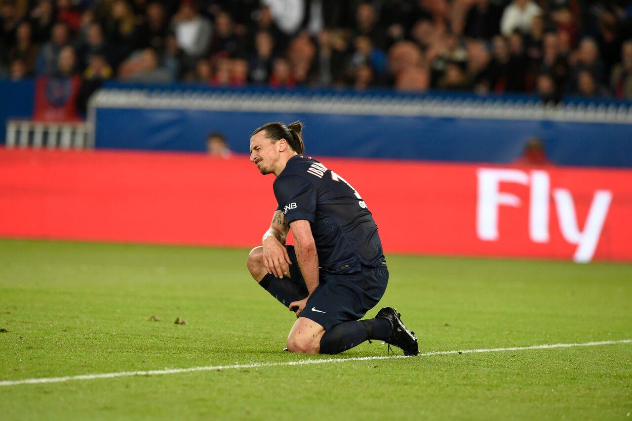 Ligue 1 - Zlatan Ibrahimovic forfait pour LOSC - PSG, c'est sûr