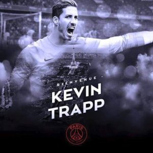 Mercato - Kevin Trapp s'engage au PSG, c'est officiel!