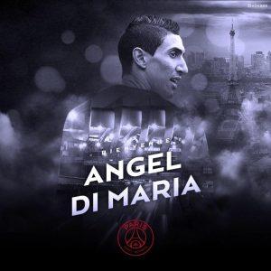 Angel Di Maria au PSG, c'est officiel!