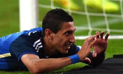 Marcelo Trivisonno «Angel Di Maria, c'est un footballeur d'élite»