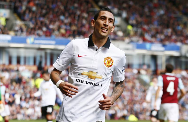 """Mercato - L'Angleterre l'affirme encore """"Di Maria en route vers le PSG d'ici à ce weekend"""""""
