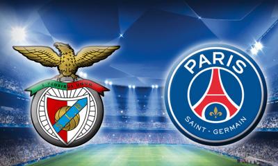 Benfica - PSG : Les compositions officielles