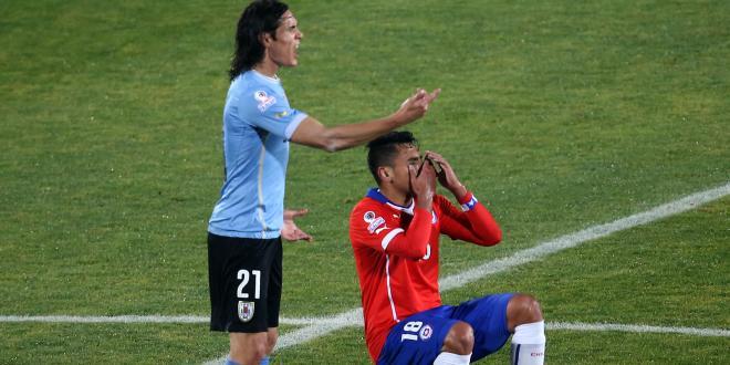 "Copa America - Riolo: Le doigt de Jara ""Le football est parfois un sport de garces"""