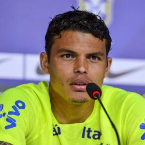 Internationaux - Thiago Silva toujours pas sélectionné par Dunga, Marquinhos, Luiz et Lucas gardent leur place