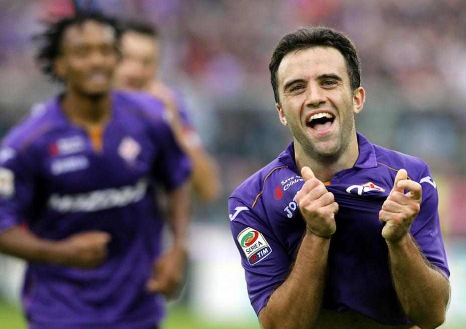 Giuseppe Rossi International Champions Cup
