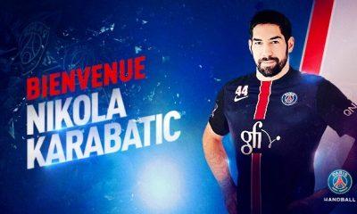 Hand - Nikola Karabatic s'engage au PSG pour 4 ans, c'est officiel!
