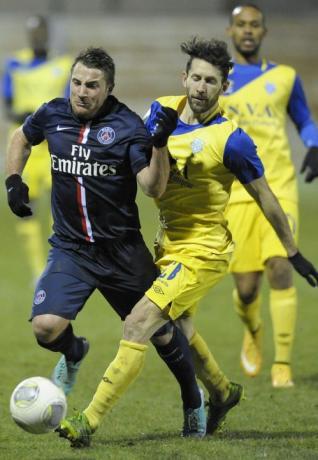 Jeunes- Taufflieb heureux, signe un contrat pro avec le PSG