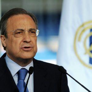 """Nasser Al-Khelaïfi """"m'a dit qu'il n'est pas intéressé par Ronaldo"""" affirme Pérez"""