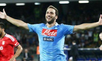 Mercato - Le PSG garderait un œil sur Higuain