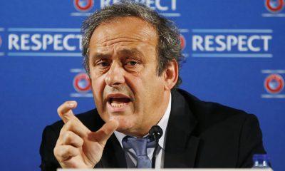 Michel Platini «Important de limiter les meilleurs joueurs dans chaque équipe»