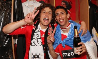 """PSG - David Luiz «Di Maria peut nous aider à franchir un nouveau palier"""", """"Il va adore jouer"""" en France"""