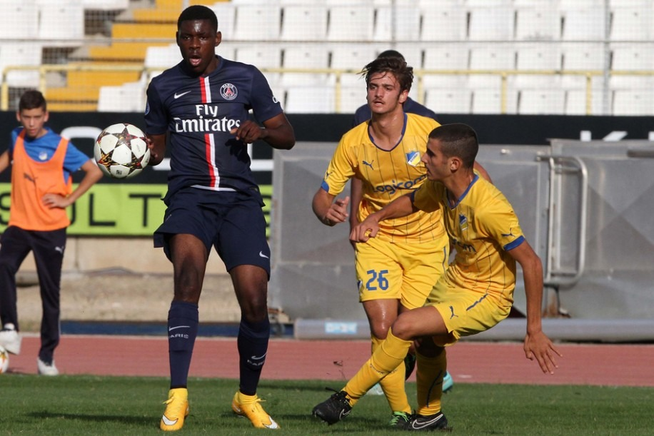Felix Eboa-Eboa appelé avec la sélection Camerounaise