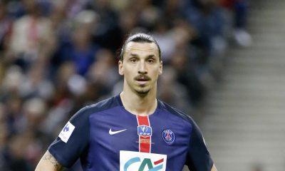 """PSG - Ibrahimovic un match """"dur physiquement"""" mais du """"bon boulot"""""""
