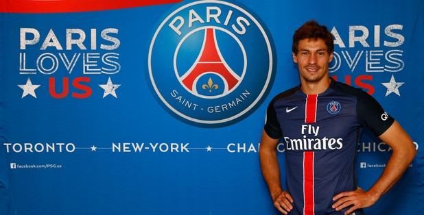 PSG - La première titularisation de Benjamin Stambouli: des signes positifs