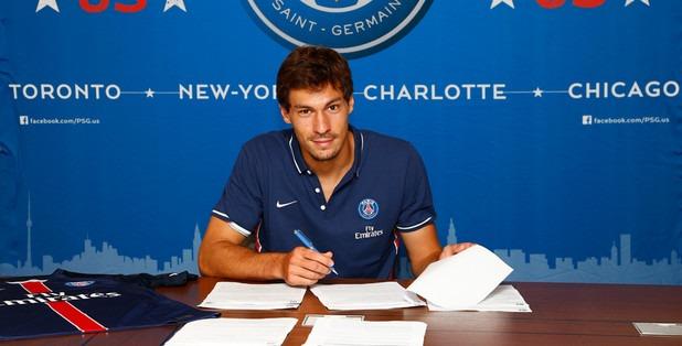 PSG – Stambouli « Je n'ai aucun problème de conscience de signer au PSG »