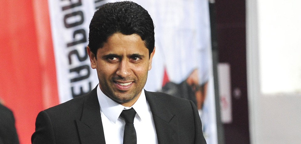 """Lagardère au sujet de Nasser Al-Khelaifi : """"Il est puissant parce qu'il a la confiance de l'Emir"""""""