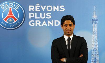 PSG - Nasser Al-Khelaïfi revient sur la décision de l'UEFA et promet de belles choses malgré un budget encore limité
