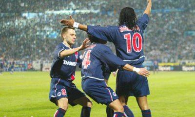 """PSG - Ronaldinho élu le plus """"magique"""" de l'histoire en Ligue 1"""